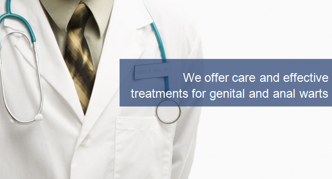 We Offer Effective Genital Warts Treatments